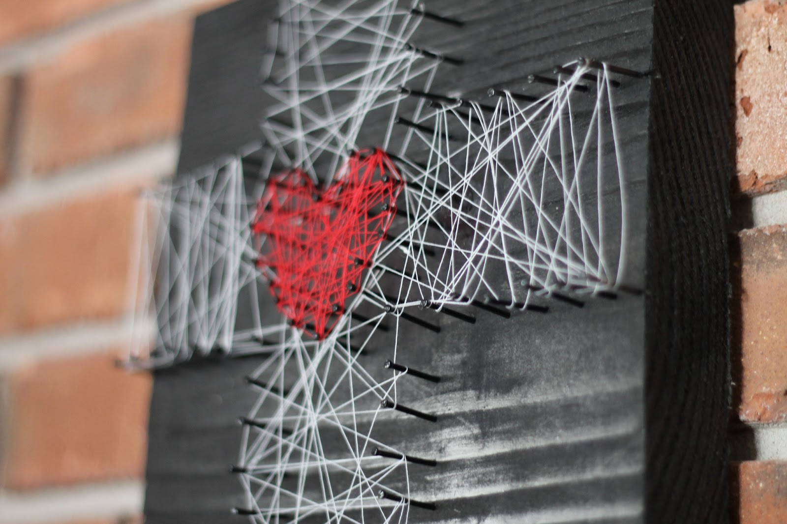 How To Do String Art Lenten Nail And String Art Do Small Things With Love