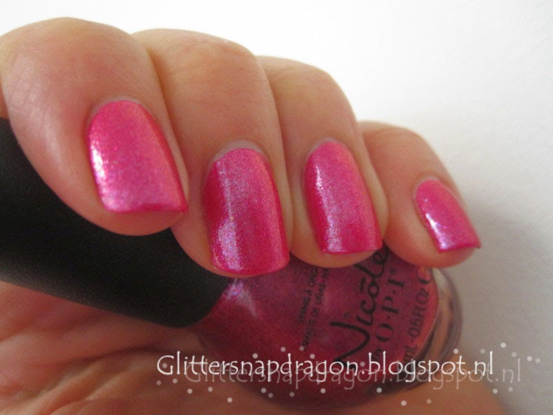 Nicole by OPI Best Pink Ever