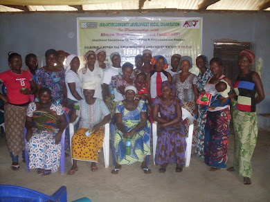 AWDF PARTNER IDS TO TRAIN WOMEN AND GIRLS LIVING WITH HIV/AIDS ON VOCATIONAL SKILLS