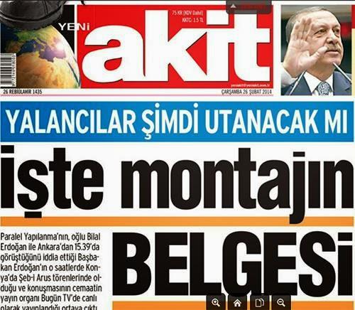 bilal erdoğan, Recep Tayyip Erdoğan, tayyip erdoğan yalanları, yandaş medya, ses kaseti, ses kaydı, gerçek mi, montaj mı, gerçek yüzü, akit gazetesi, haber 7, akp'nin gerçek yüzü,