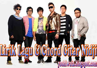 Lirik Lagu dan Chord Gitar Nidji Sang Mantan
