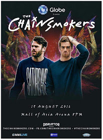 The Chainsmokers Live in Manila