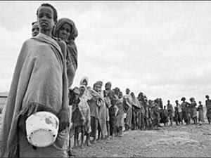 Tragedi Kemanusian Kelaparan di Somalia