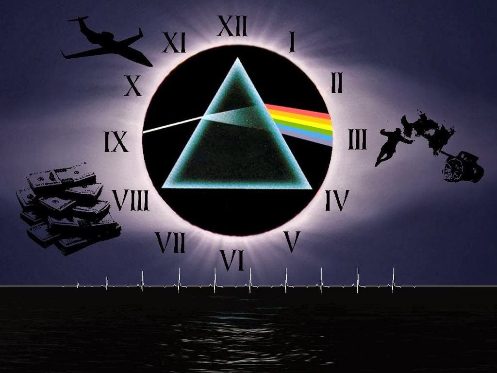 éberség zene : pink floyd - us and them - dark side of the moon