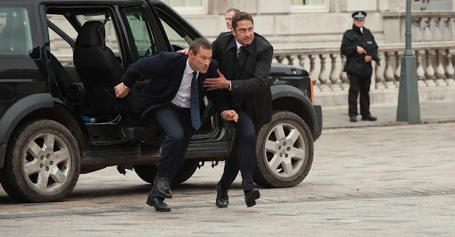 Gerard Butler volta à ação no segundo trailer de Invasão à Londres, com Morgan Freeman e Aaron Eckhart
