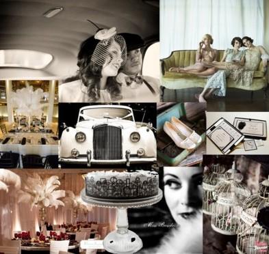 Plan A Wedding On A Budget 1920 S Great Gatsby Theme