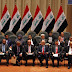Iraq's parliament has approved a new government