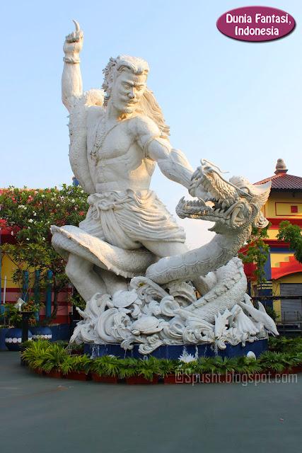 The Good Ride >> Spusht: Dunia Fantasi, Indonesia