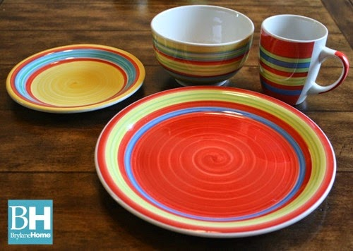 After ... & Santa Fe Dinnerware from BrylaneHome #CincoDeMayo #Recipe ~ Planet ...