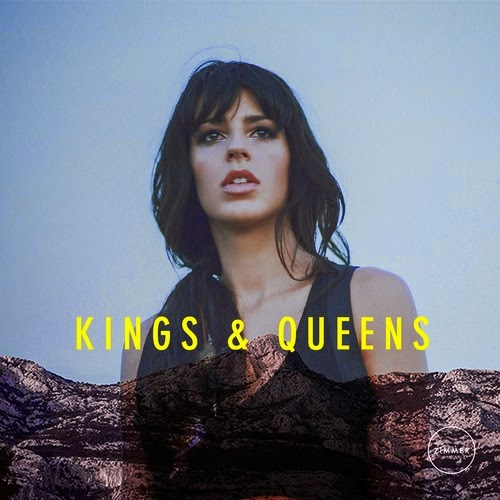 Brooke Fraser - Kings & Queens (Zimmer remix)