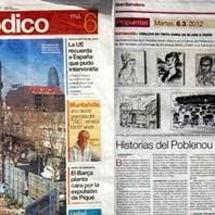 7/3/2012 / Crónicas de Pueblo Nuevo / El Periódico