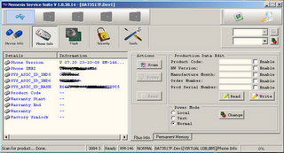Software NSS (Nemesis Service Suite