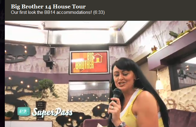 Big Brother Backyard Really Outside : Big Brother USA Live Feed Updates Want a Tour of the BB House? #BB14