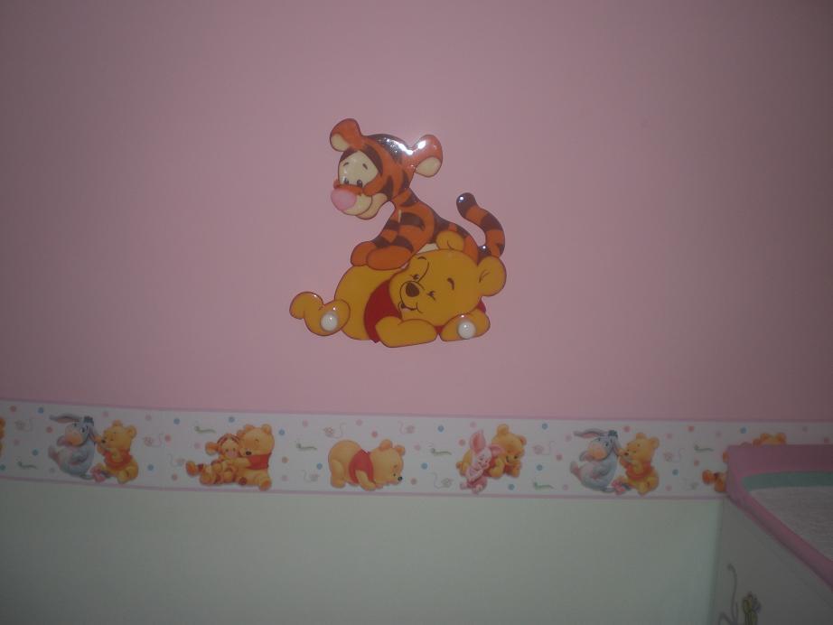 Habitaciones de bebé decoración baby pooh - Imagui