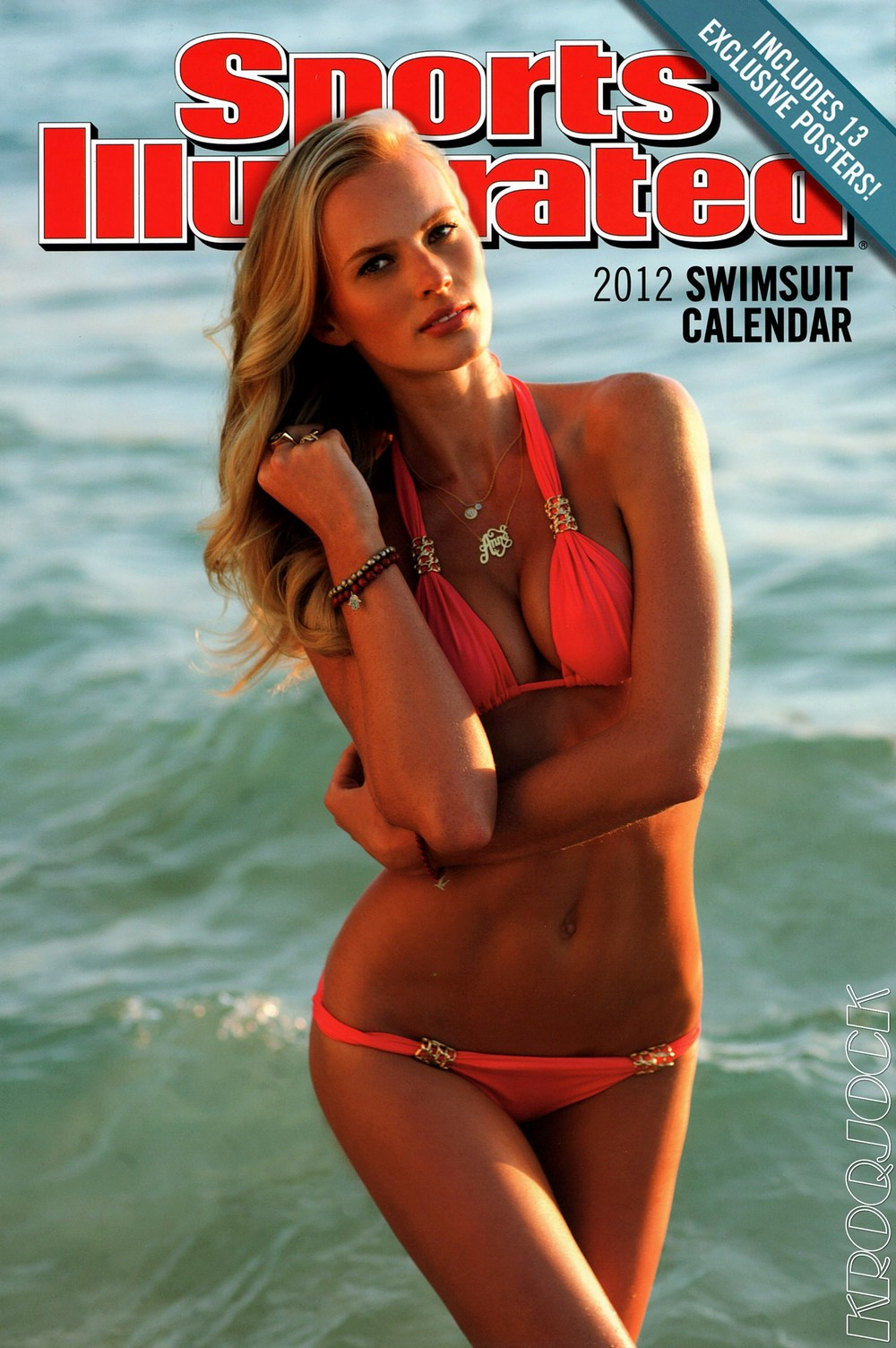 2012 Sports Illustrated swimsuit calendar