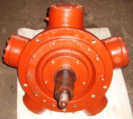 Hydraulic Motor Staffa Marine Deck Crane Hydraulic Pump