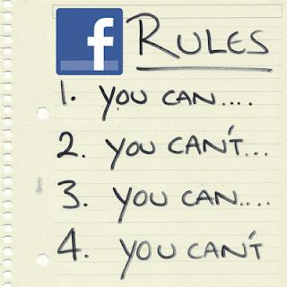 Perkara Terlarang Dalam Facebook