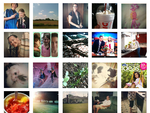 Photo a Day Rewind {May}
