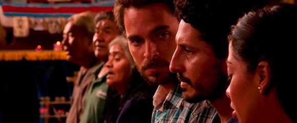 Manolo Cardona, Cristian Mercado e Tatiana Astengo em CONTRACORRENTE (Contracorriente)