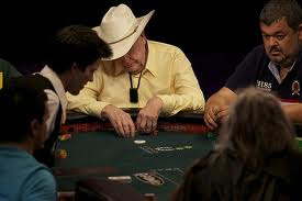 Doyle Brunson - HIGH STAKES