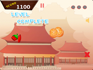 Fruit Ninja Bash for Blackberry