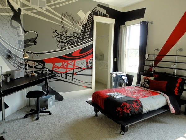 Emo Teenage Boy Room Bing Images