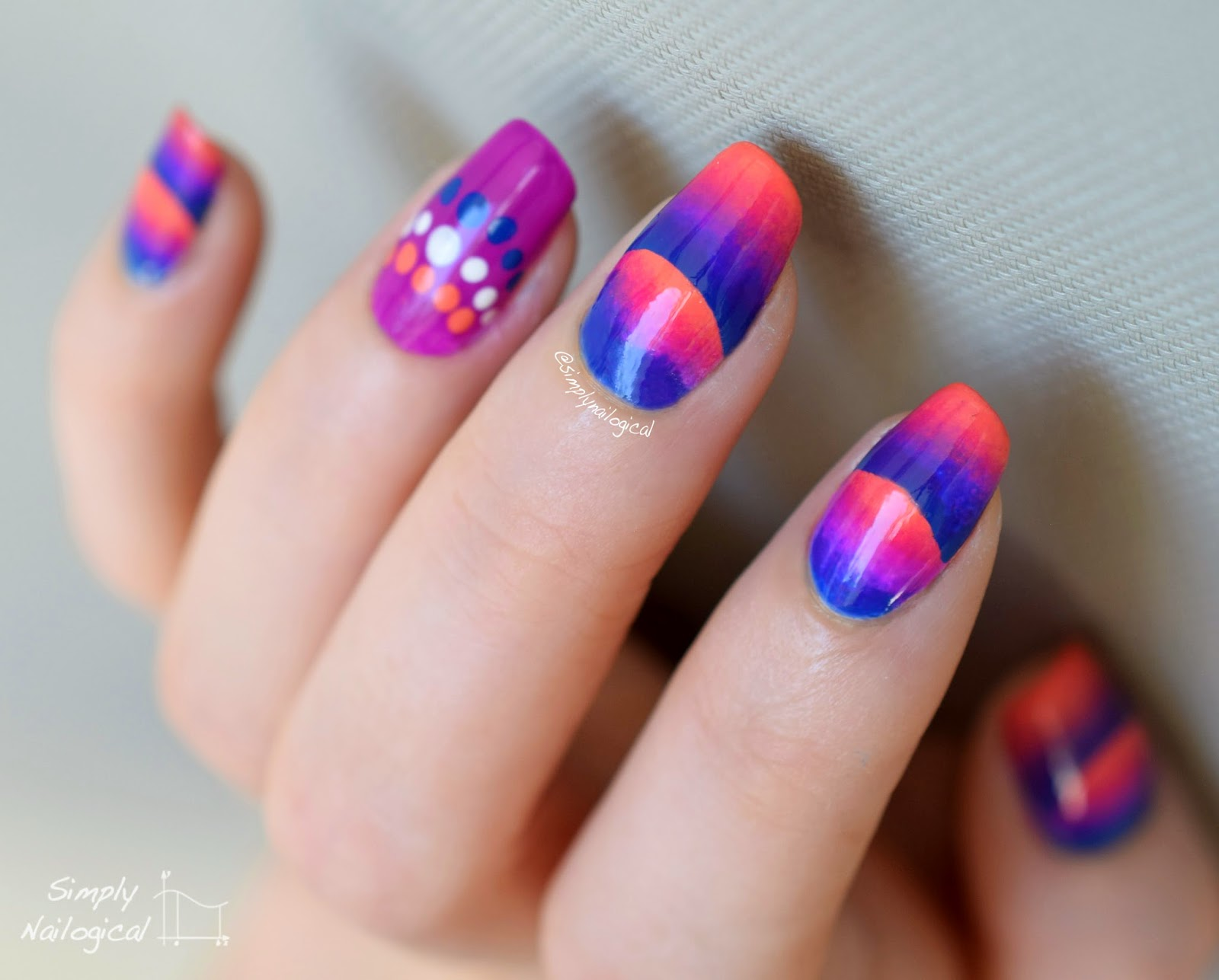 Dorable Simply Nail Art Embellishment - Nail Art Design Ideas ...