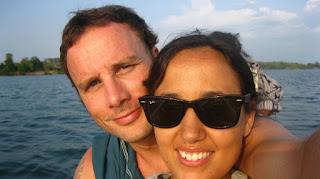 En la barca por el Mekong, 4.000 islas (Si Pha Don, Laos)