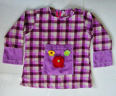 Grosir Baju Seragam Anak TK RA Paud Murah