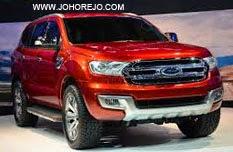 daftar nama dan harga mobil merk Ford terbaru, terlengkap, up to date 2015