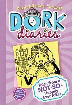 bookcover of TALES FROM A NOT-SO-HAPPILY EVER AFTER! (Dork Diaries #8) by Rachel Renee Russell
