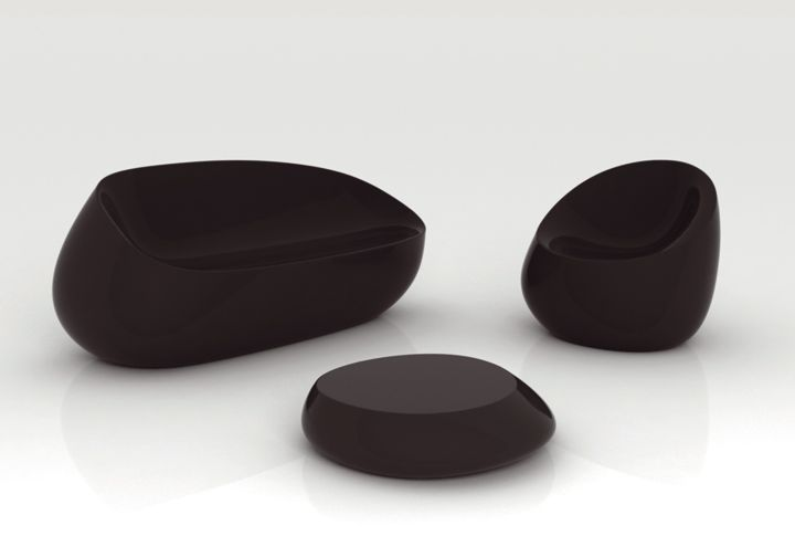 Stones Furniture And Planters, Not Stone Furniture And Planters. From The  Same Factory That Produces The Vela Range, The Stones Seats And Table Are  Made ...