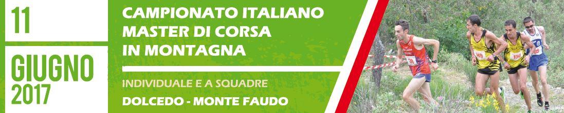 Campionato Italiano Master di corsa in montagna