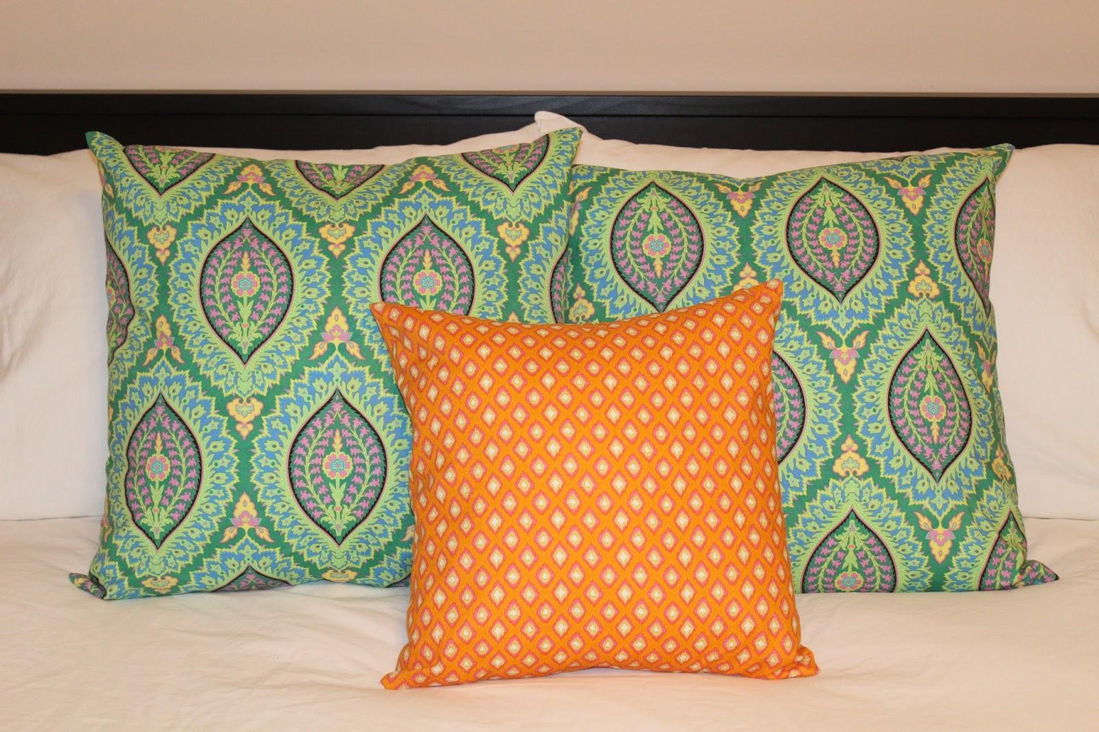 Miss Allie Jane: DIY Throw Pillows