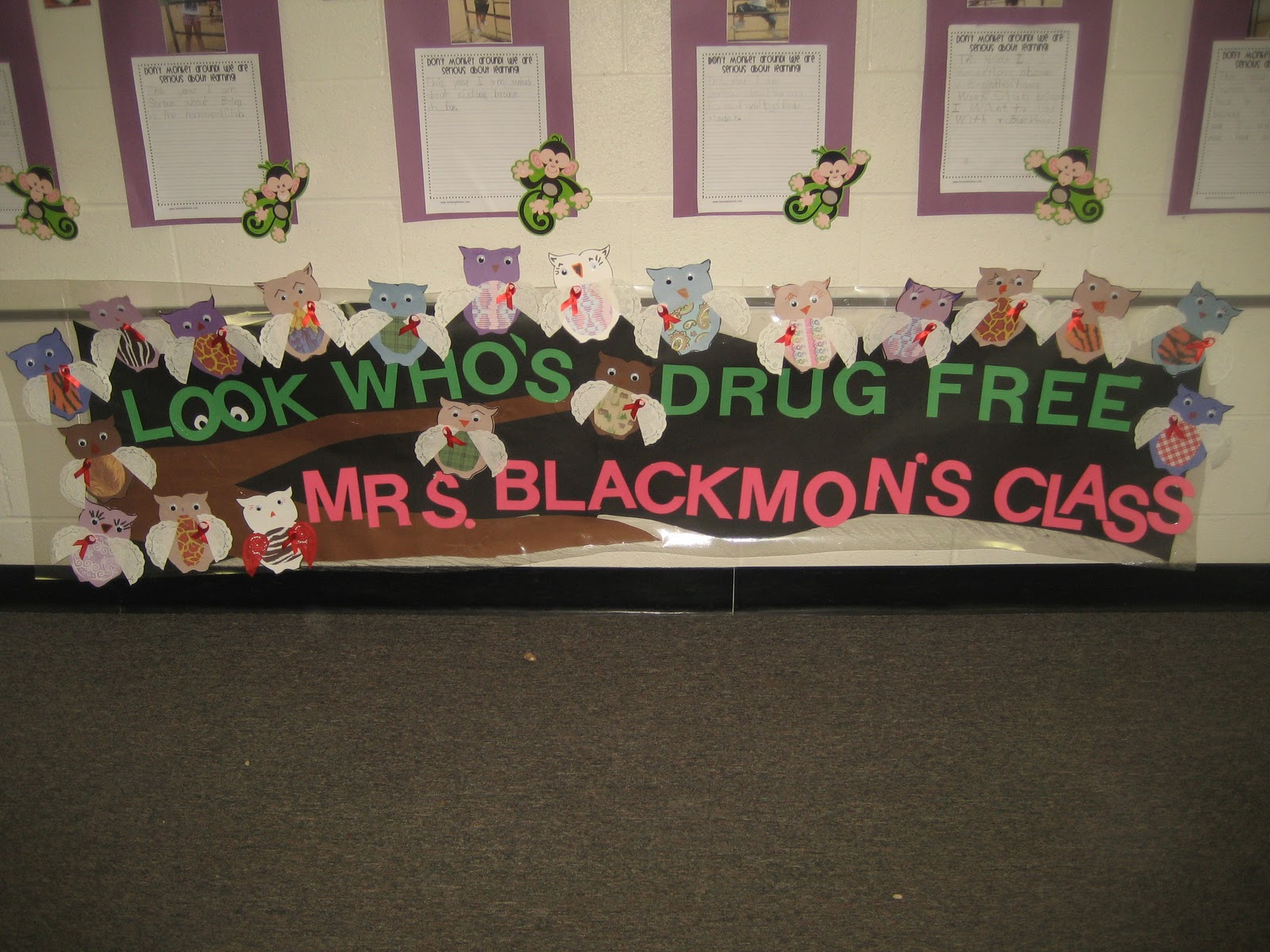 The Weekly Hive Red Ribbon Week