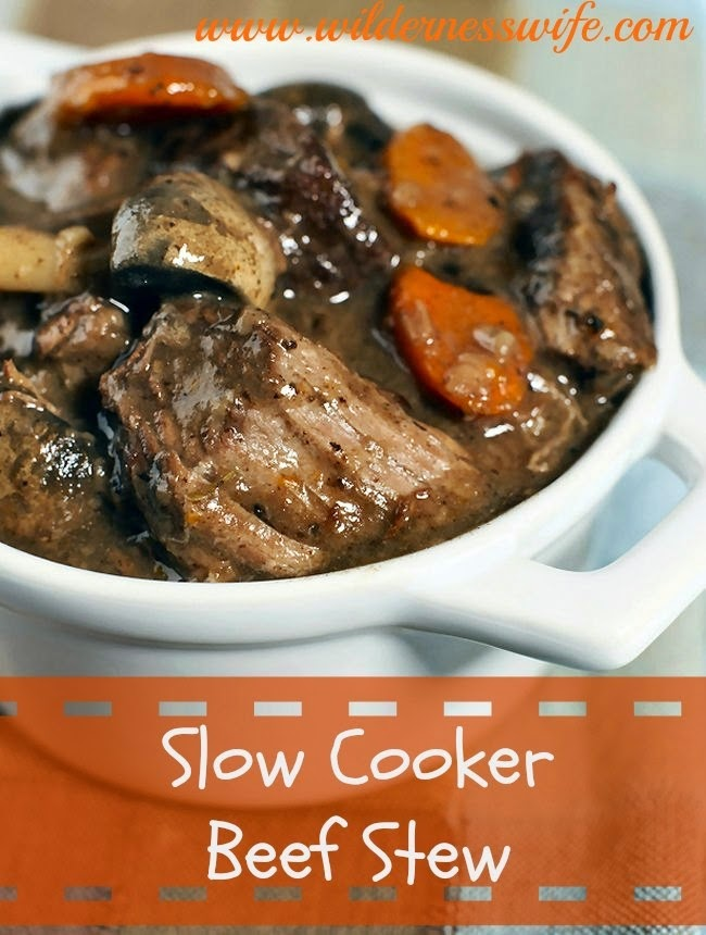 http://www.wildernesswife.com/slow-cooker-beef-stew/