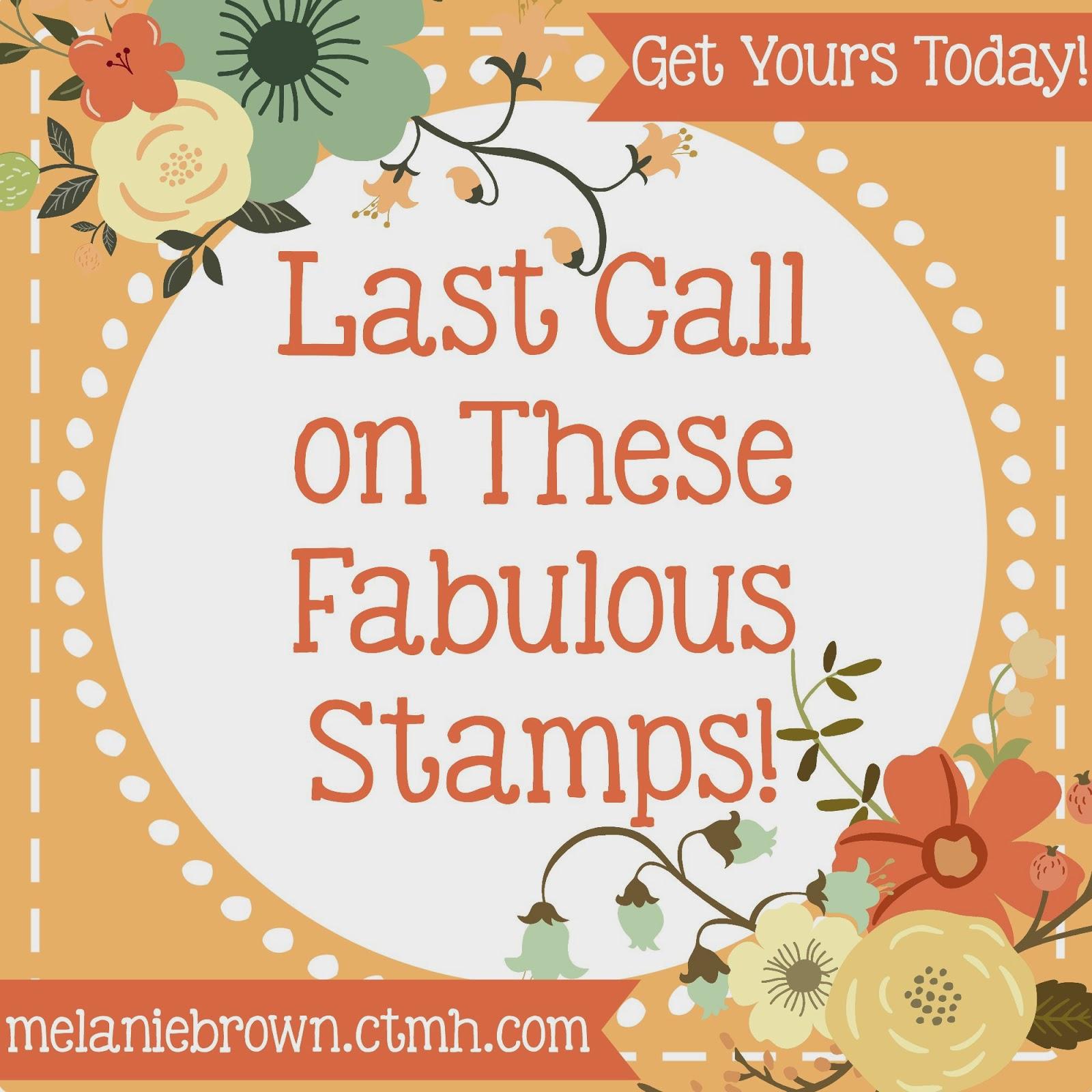 retiring stamps spring 2015