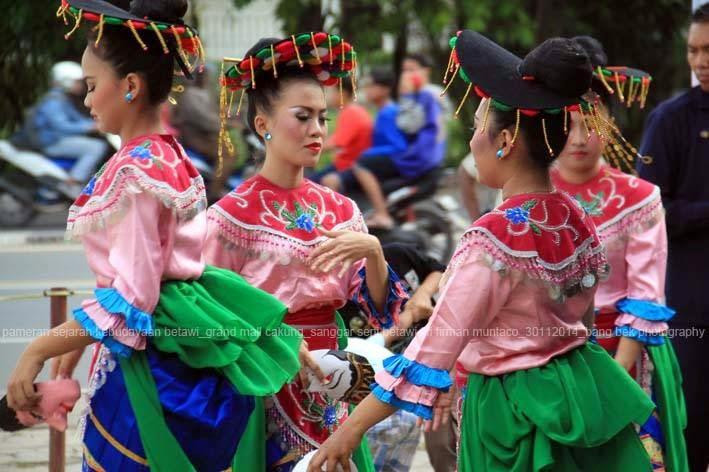 Sanggar Betawi Firman Muntaco Sbfm Dalam Pameran Sejarah Kebudayaan