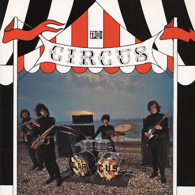 Cover Album of Circus - Selftitled (Good Progressive Rock UK 1969)