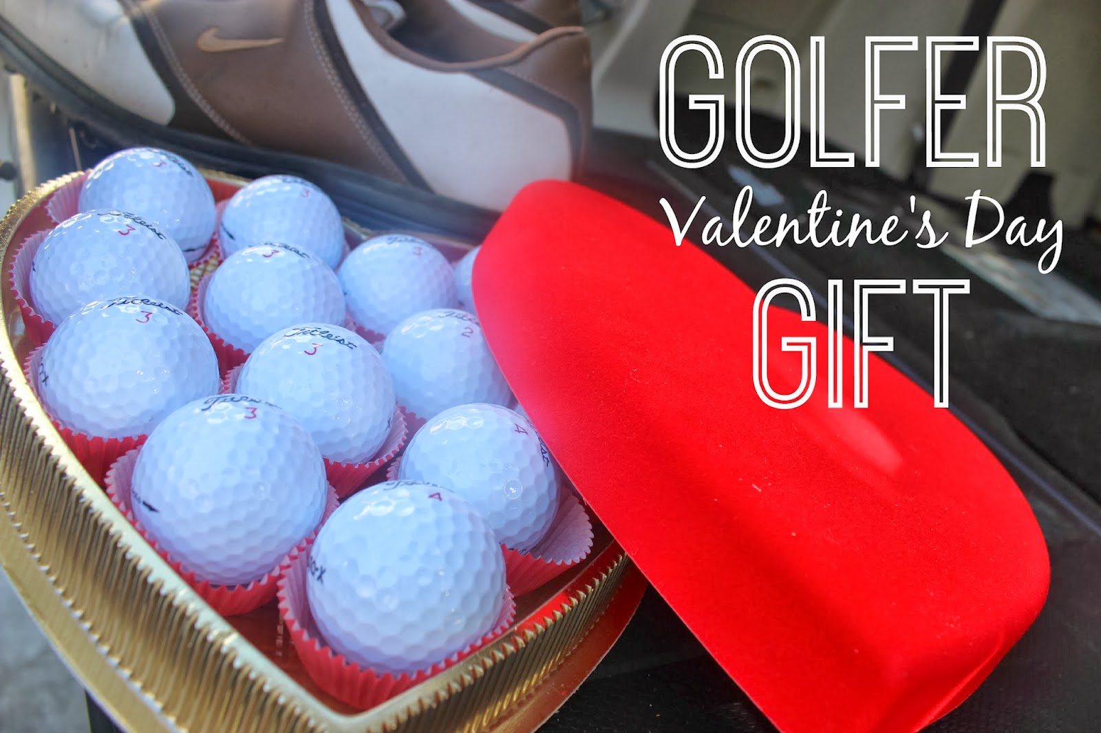 Valentine's Day Gift For My Golfer