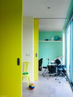 osez vous les couleurs fluorescentes en d coration. Black Bedroom Furniture Sets. Home Design Ideas