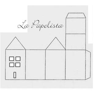 la papelista le blog ma maison est en carton. Black Bedroom Furniture Sets. Home Design Ideas