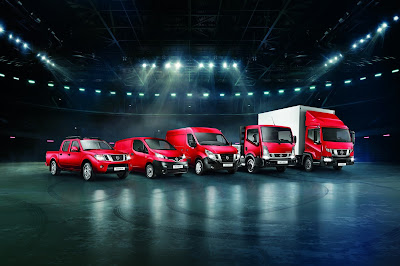 Nissan : παροχή πενταετούς,  πλήρους εργοστασιακής εγγύησης για την γκάμα των επαγγελματικών της οχημάτων