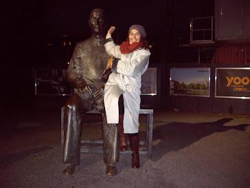 Ana y el Señor Brecht
