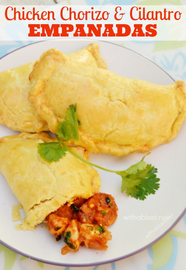 empanadas with chorizo chicken empanada with chorizo filled and formed ...