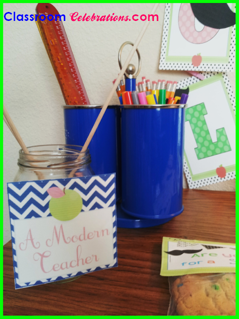 Meet the Teacher Fun Pack Classroom Celebrations A Modern Teacher