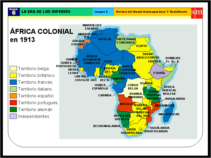 africa in de colonization essay Essays - largest database of quality sample essays and research papers on decolonization.