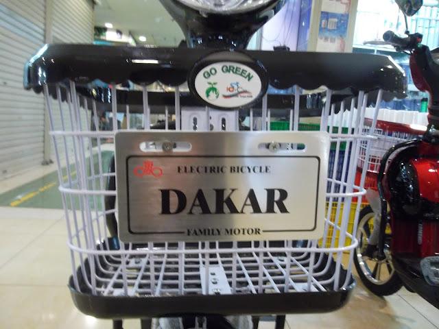 sepeda listrik dakar