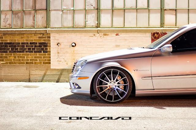 211 amg wheels