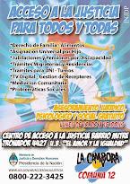 Centro de Acceso a la Justicia en Saavedra